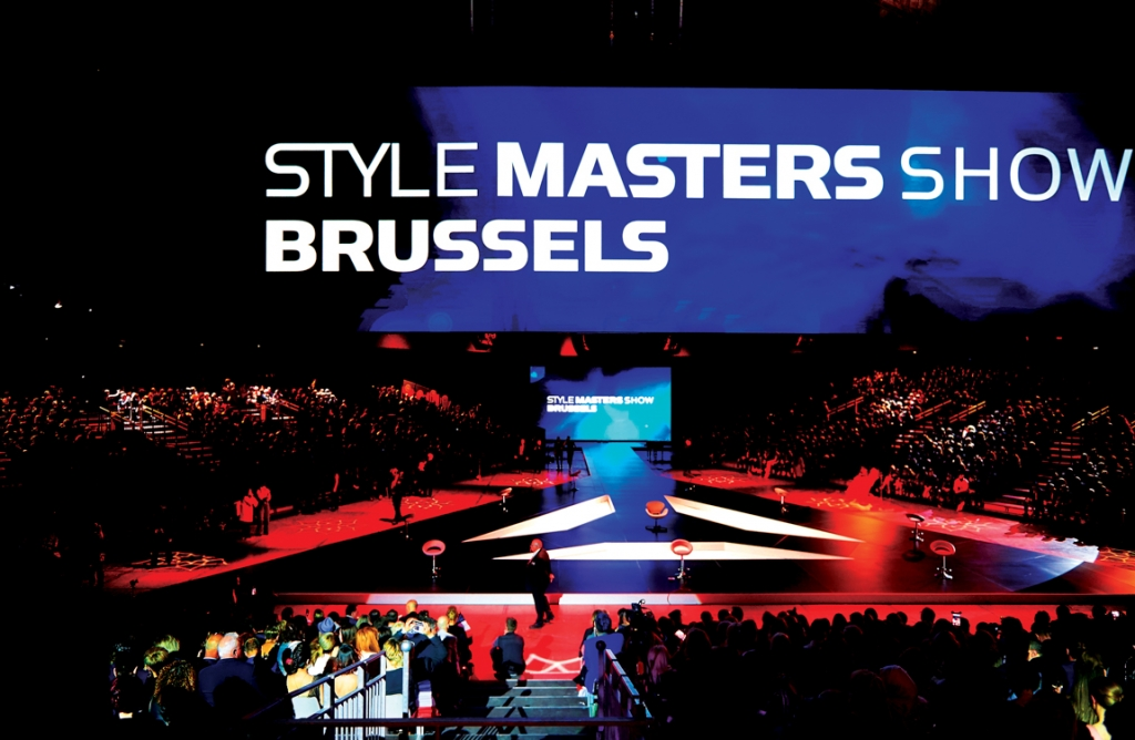 STYLE MASTERS SHOW BRUSSELS
